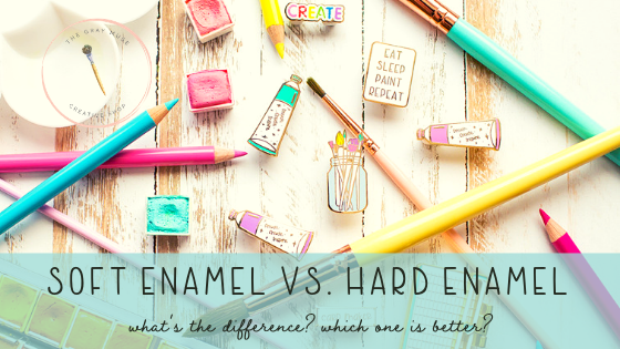 Soft Enamel vs. Hard Enamel Pins: What's the Main Difference?