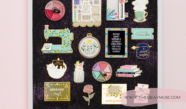 Tips on starting a pin collection