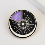 Bold Affirmations Interactive Spinner Enamel Pin