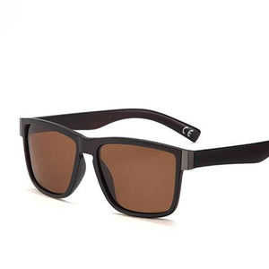 Square Polarized Sunglasses