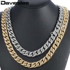 Iced Out Cuban Link