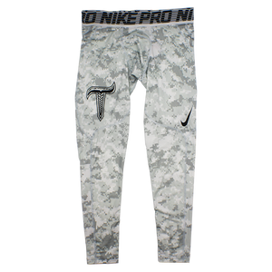Dri-Fit spandex Camo White