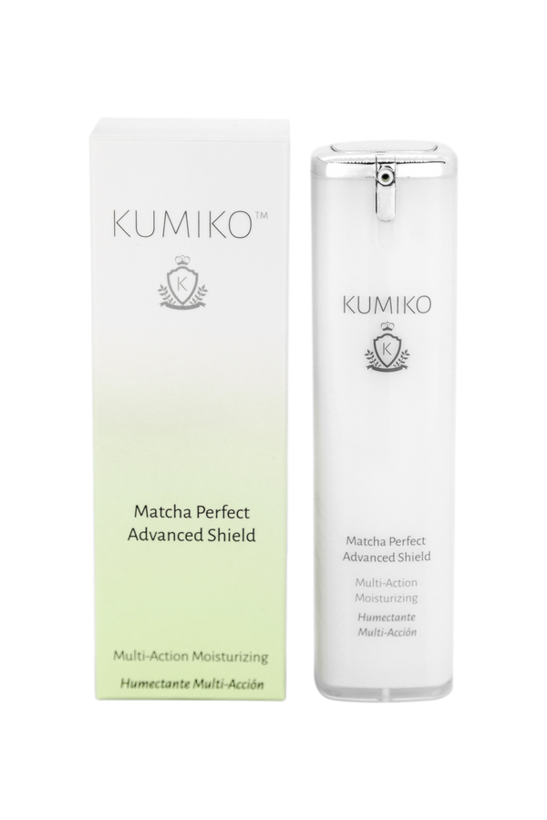 Matcha Perfect Advanced Shield- CREMA HUMECTANTE MULTI-ACCIÓN 50ml