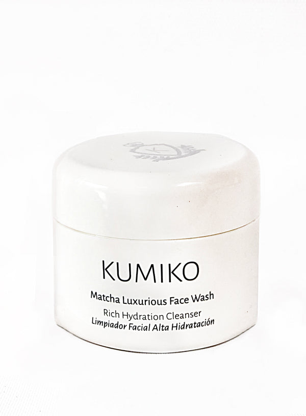 LIMPIADOR FACIAL DE ALTA HIDRATACIÓN - Matcha Luxurious Face Wash 100ml