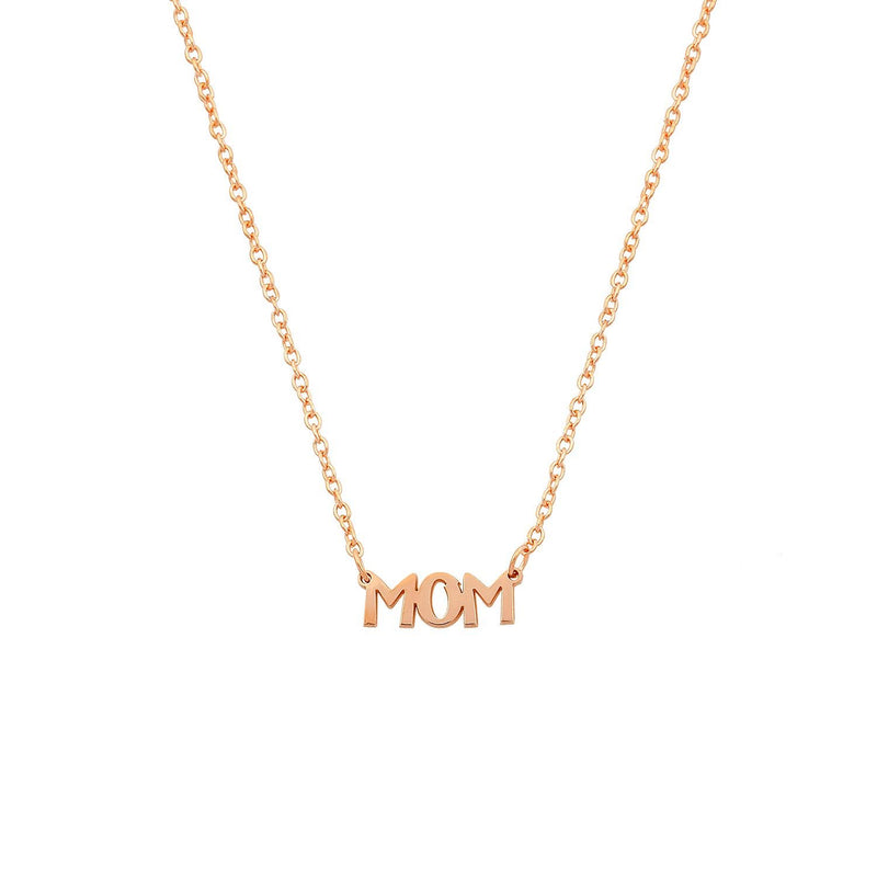 Mom mini rose gold