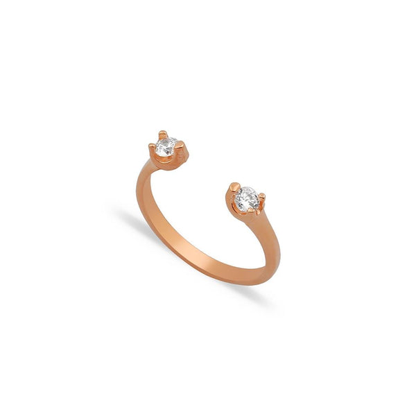 ISABELLA RING ROSE GOLD