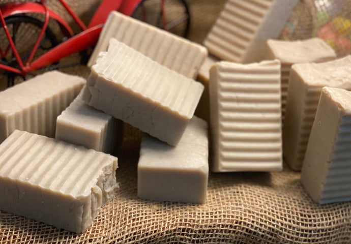 Organic Hemp Milk Soap