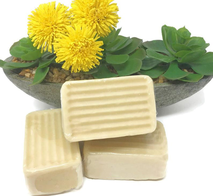Dandelion Soap | Sensitive Skin Face & Body Bar