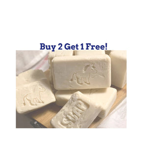 Donkey Milk Soap | Natural Unscented