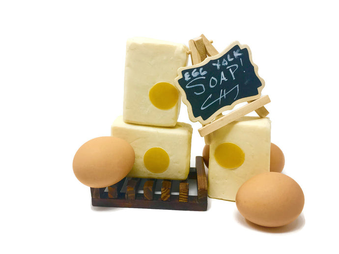 Egg Yolk Soap | Unscented