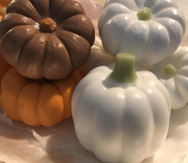 Heirloom Pumpkin Soap