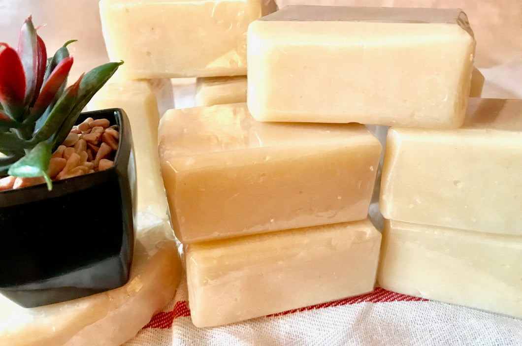 Goat Milk Soap - So Fresh So Clean