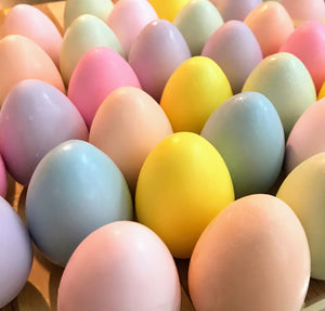 Hello Spring! Soap Eggs - Spring Flower Scents
