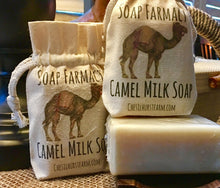 Camel Milk Soap - Soap Farmacy - Chesilhurst Farm