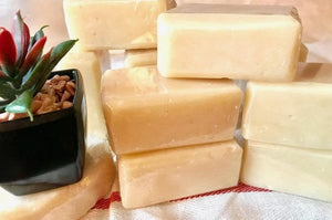 Cedar Woodsman Goat Milk Soap