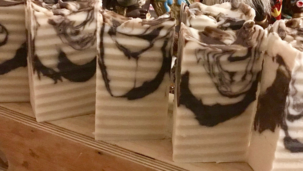 Organic Black Osun Goat Milk Soap