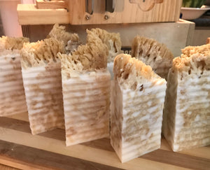 Wild Sea Sponge + Goat Milk Soap | Unscented