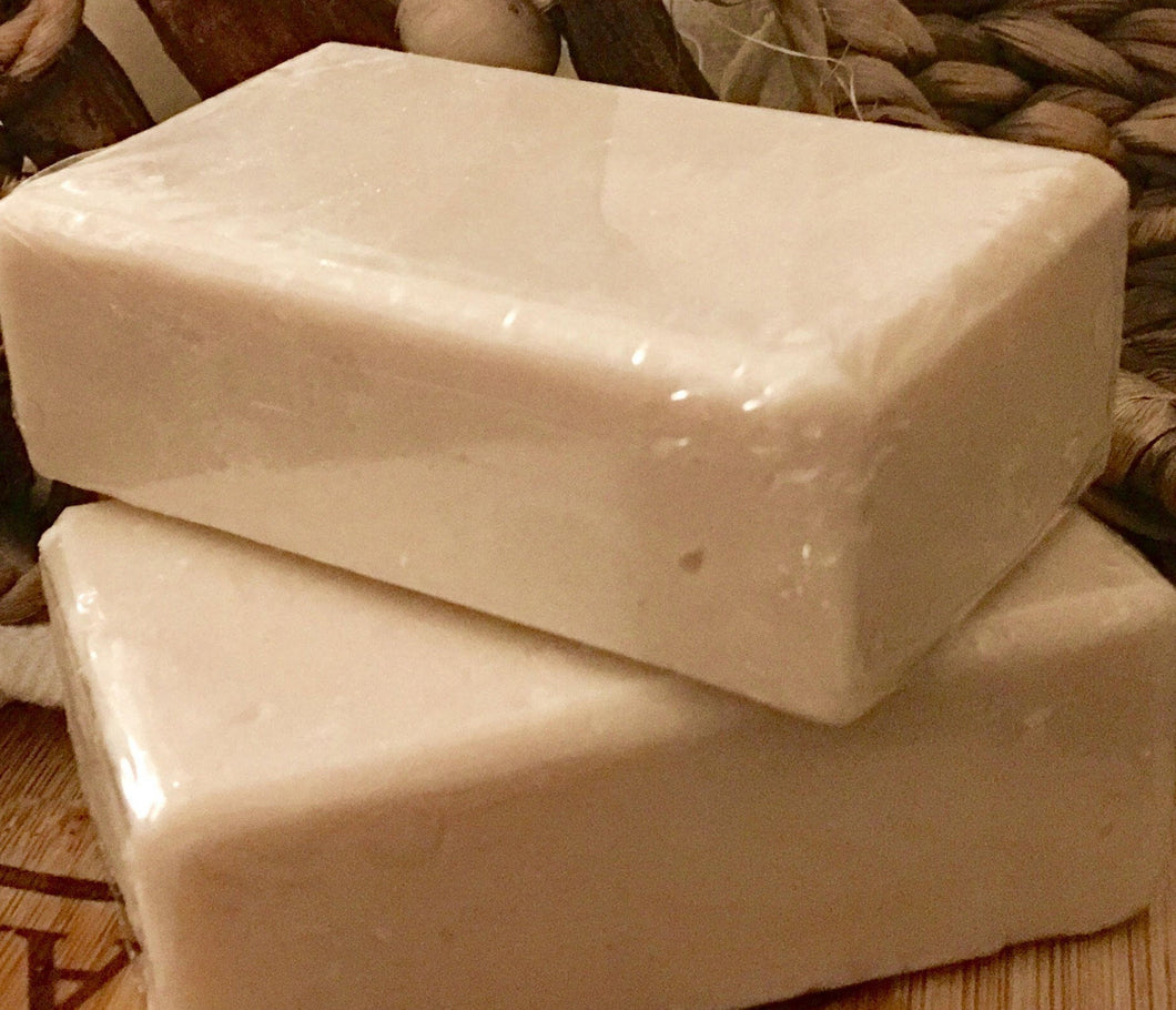 Natural Goat Milk Jock Soap with Apple Cider Vinegar -Natural Anti-Fungal Soap
