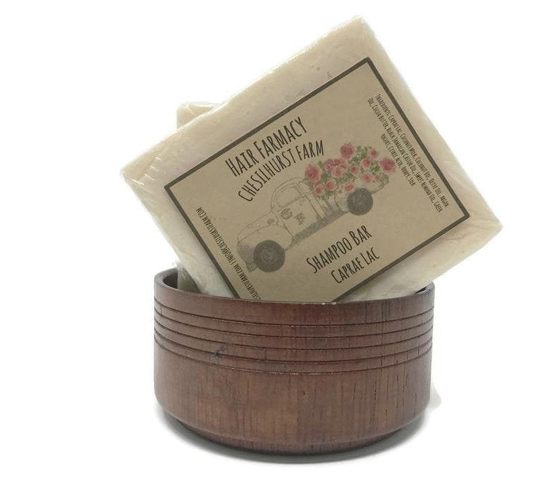 Goat Milk Shampoo Bar | Peppermint