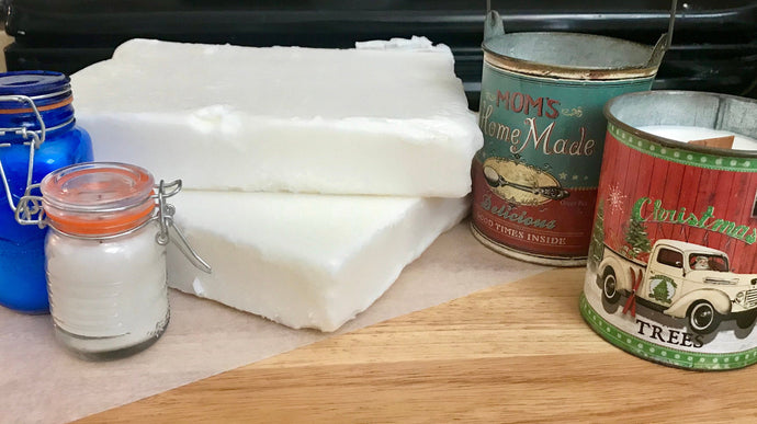 Natural Coconut  Candle Wax