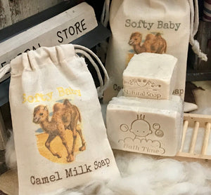 Camel Milk Baby Soap | Unscented