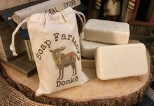 Donkey Milk Soap | Natural Unscented 3 Bars
