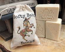 Donkey Milk Baby Soap | Unscented