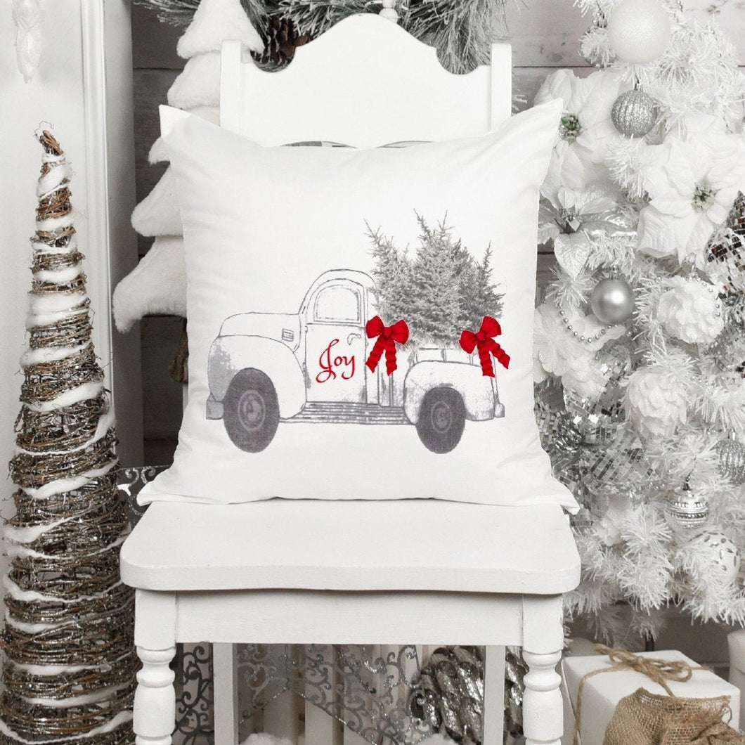 Holiday Joy Pillow Cover  | 20