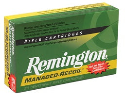 Remington 30-06 Sringfield 125gr PSP