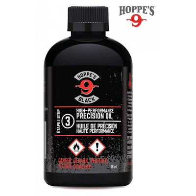 Hoppe's Black Lube high-performance precision oil 118ml #hbl4cn