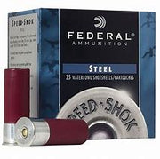 "Federal 12ga 3 1/2"" 13/8oz #2 Shot Steel"