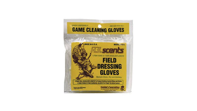 Hunter's Specialties All Season Field Dressing Gloves, 1pr hand, 1pr shoulder length #01071