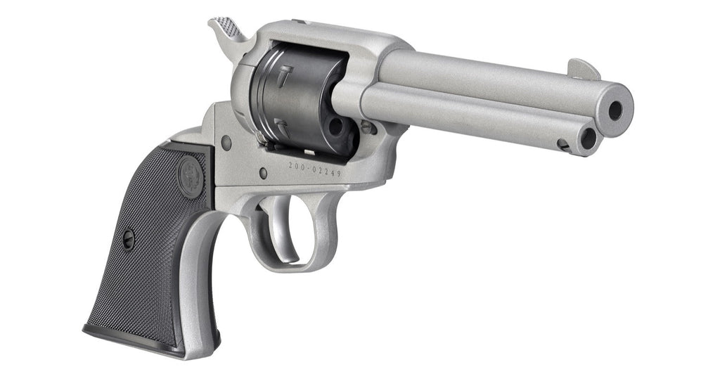 Ruger 2003 Wrangler Single Action Revolver 22LR Cerakote Black Cylinder