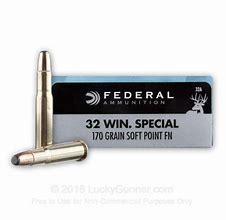 Federal 32 Win SPE 170gr SP