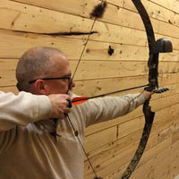 Introduction to Archery,  Apr 19, 2020.  6-9pm