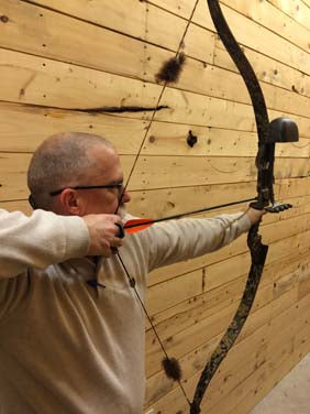 Introduction to Archery,  26 May, 2019
