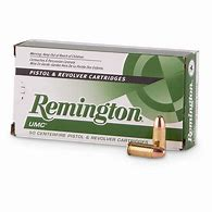 Remington UMC 9mm Lugar 115gr