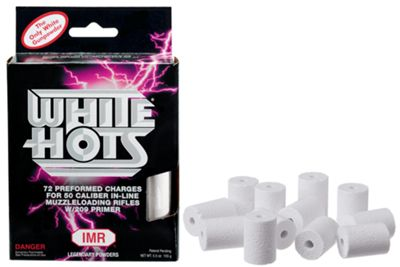 IMR White Hots 50gr 72pk #IMR-WH5072