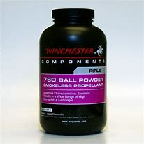 Winchester Powder 760 Ball powder