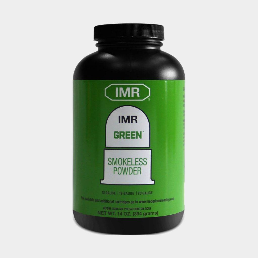 IMR Green 14oz Shotgun Powder