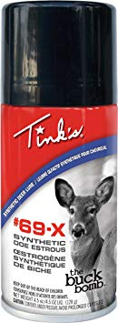 Hunting Acc: Tinks 69-X Buck Bomb Can