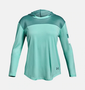 Under Armour:  Youth Girls Sun Armour LS
