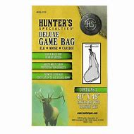 Hunters Specialties Deluxe Game Bag #01232