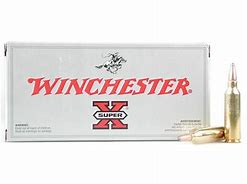 Winchester Super X, 7mm WSM, 150 Gr Power Point