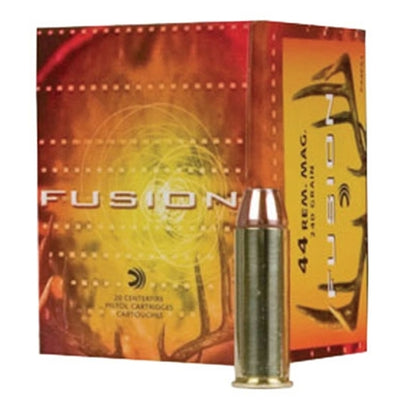 Federal Fusion 500S&W