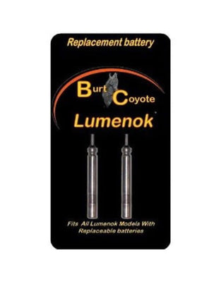 Burt Coyote Replacement Lumenok Battery