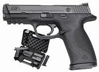 Smith & Wesson 151120 M&P 9mm Pistol Range Kit