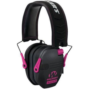 Walker's Razor Slim Shooters Ear Muffs #GWP-RSEM-PNK