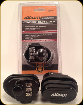 Axiom Gun Trigger Lock Combination XGLC