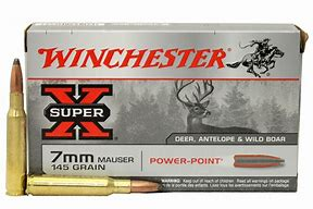 Winchester 7x57 145gr Power Point